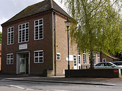 West Wycombe Village Hall - Exterior
