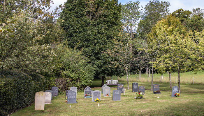 West Wycombe Parish Council Burial Ground