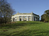 Mausoleum on West Wycombe Hill
