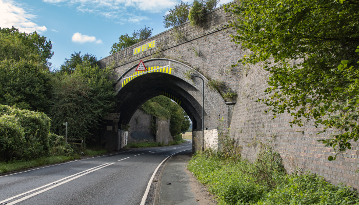 Bradenham Road Railway Bridge
